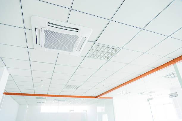 climatiseur dans un bureau commercial